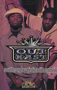 OutKast - Southernplayalisticadillacmuzik: Single ...