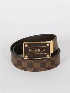 Louis Vuitton - Inventeur Damier Ebene Canvas Reversible ...