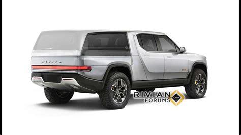 Watch Rivian R1t Electric Pickup Truck Transform Right