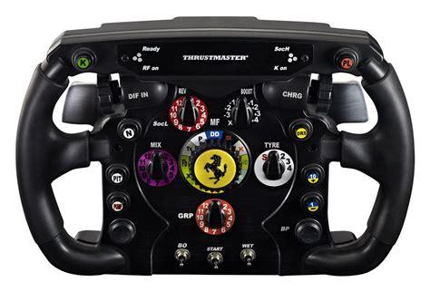 wheel f1 sim racing ferrari vr steering pedals virtual newcomers