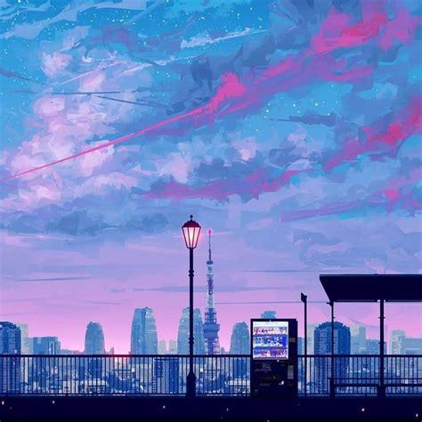skyline aesthetic