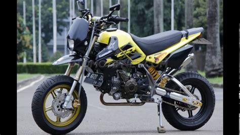 Modification Kawasaki Ksr Pro by Modifikasi Kawasaki Ksr Keren Bro