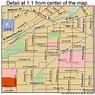 Waukesha Wisconsin Street Map 5584250