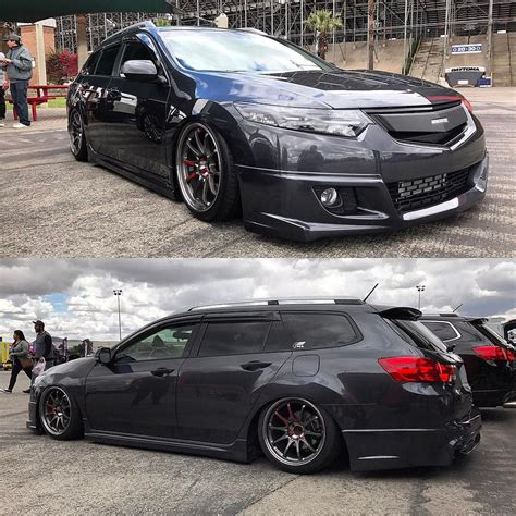acura tsx wagon super charged loaded with mugen goodies