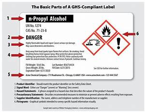 are you ready for ghs chemical labeling With chemical container labeling requirements