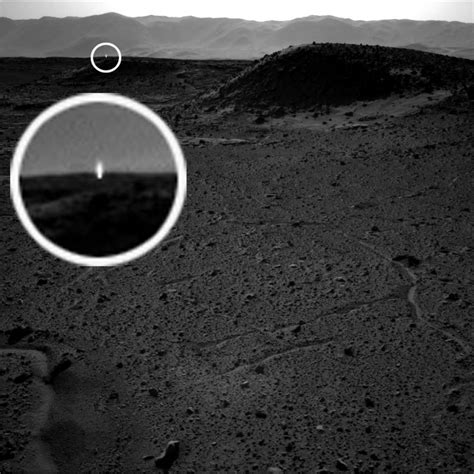 Mars Light by Does This Image From Nasa S Mars Curiosity Rover Prove The