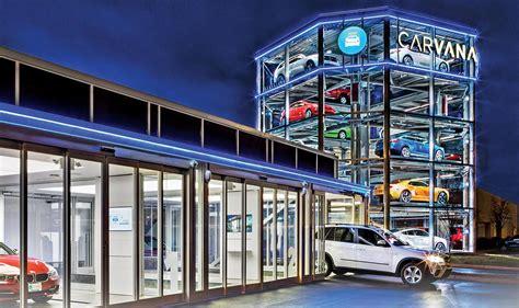 Usedcar Retailer Carvana Q1 Net Loss Expands Hanigan