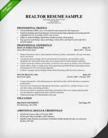 Functional Resume For Real Estate by Real Estate Resume Sle Berathen