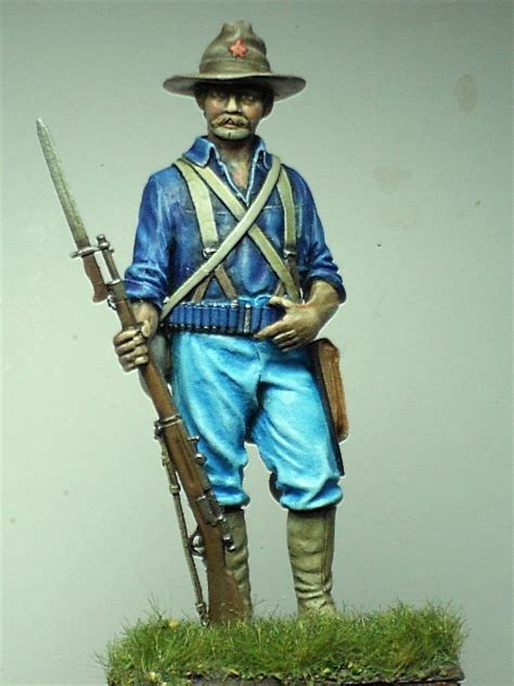 completed series   infantry cuba  planetfigure miniatures