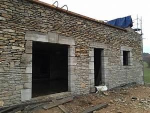 Construction Maison En Pierre : maison en pierre lentillac du causse fabien paramelle ~ Melissatoandfro.com Idées de Décoration