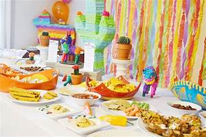Peachy Cheek: how to throw a fiesta party