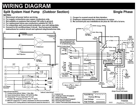 intertherm heat pump wiring diagram collection