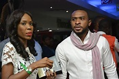 OC Ukeje & Wife Ibukun Togonu Step Out for the First Time ...