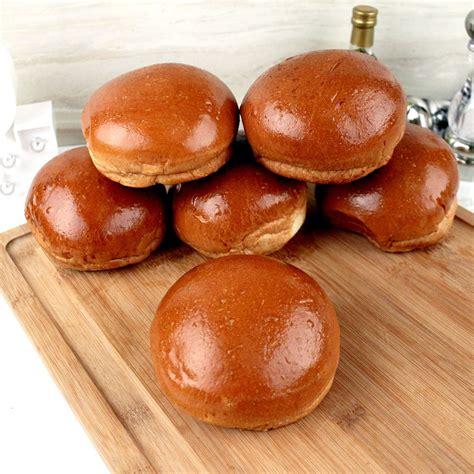 brioche bun bread la brioche buns 6ct bag milk and eggs