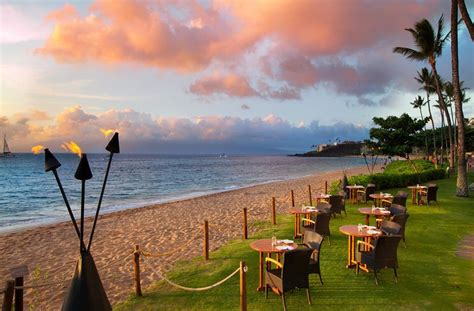 beach maui westin hawaii oceanside bars relish resort drink spa club bar honolulu hotels hotel views restaurants pool restaurant lahaina
