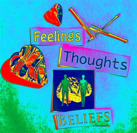 Feelings, Thoughts, and Beliefs : Jeannine Walston