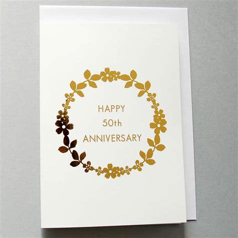 wedding anniversary gifts gold wedding anniversary gift ideas cheap navokal com