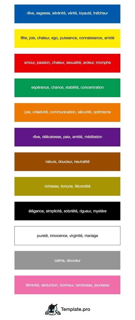 signification couleur chambre revger com couleur fushia signification idée