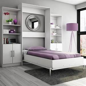 Modern murphy bed decoration for an apartment midcityeast for Modern murphy bed decoration for an apartment