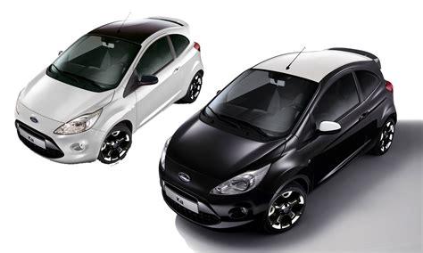 ford ka black edition ford ka black white edition jetzt f 252 r 12 750 automativ de das auto magazin