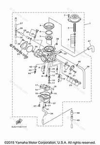 Yamaha Side By Side 2006 Oem Parts Diagram For Carburetor