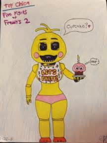 2 Nights at Five Freddy Chica Toy