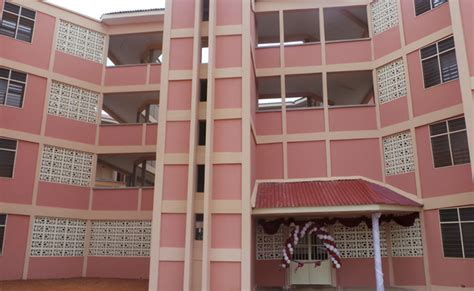 cluster hostel facilities completed