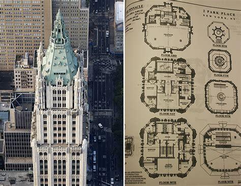 woolworth building  york woolworth building condos