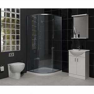 Sonark 900 shower bathroom suite buy online at bathroom city for Buy bathroom suite uk