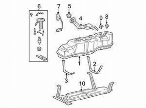 Ford Expedition Fuel Tank  Gallon  System