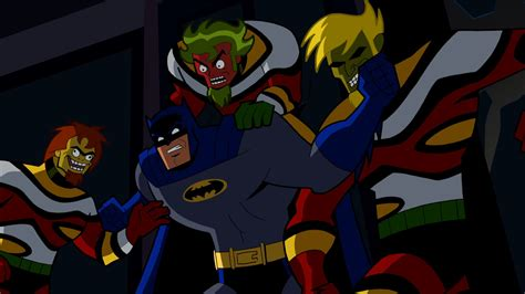 Batman: The Brave and the Bold (TV Series) Episode: Menace ...