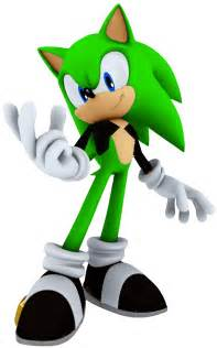 Sonic the Hedgehog Scourge