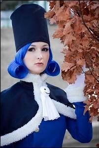Juvia Fairy Tail Cosplay | Fairy Tail!!! | Pinterest