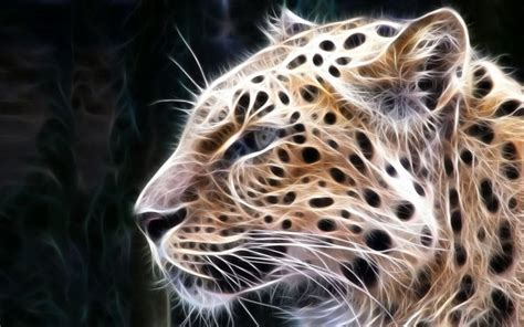 Epic Animal Wallpapers - a truly epic leopard powerful animals