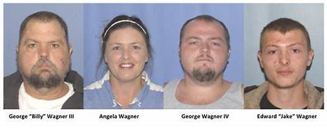 BACKWOODS MASSACRE SOLVED? Four family members charged in shocking, 2016 murders of rural neighboring clan…