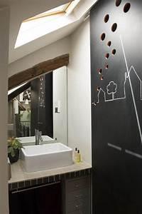salle de bain With petit miroir de salle de bain