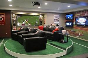 Check out these Man Caves, There is No better place to