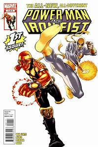 Power Man and Iron Fist Vol 2 1 - Marvel Comics Database