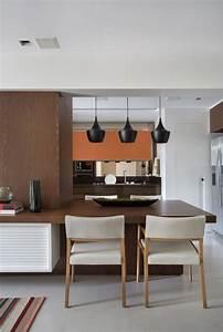 Um lar de 70 m² ideal para pai e filha - Casa Vogue