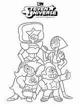 Coloring Universe Steven Cartoon Network Sheet Colouring Dc Camp Island Hero sketch template