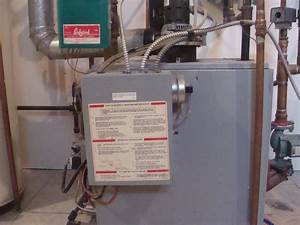 I Have A Hydrotherm Natural Gas Fired Boiler The Reset Button On The Control Box Has Recently