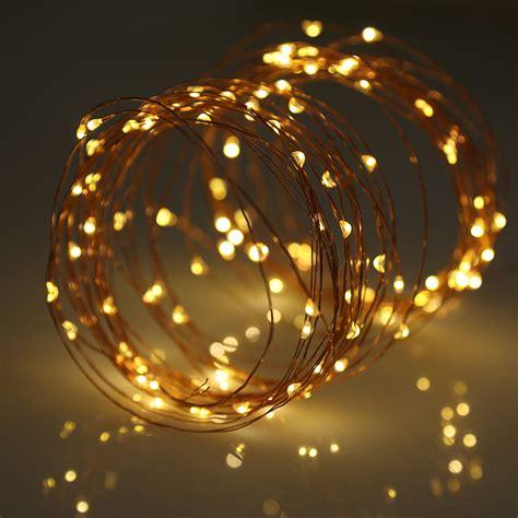 Weihnachtsdeko Mit Lichterketten by 100led Solar Lichterketten Tannenbaum Deko Weihnachten