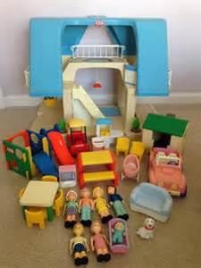 vintage tikes dollhouse furniture by trendyfedstreasures