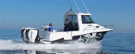 Best Aluminum Fishing Boat For The Money by Evolution 652 Enclosed Enclosed Hardtop Offshore Fishing