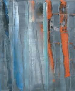 Gerhard Richter Abstract Painting