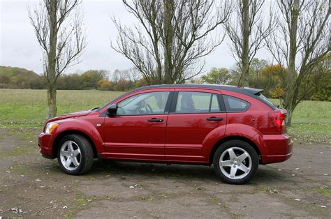 Docce Calibe by Dodge Caliber Hatchback Review 2006 2009 Parkers