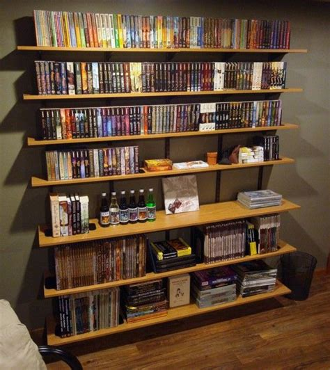 Creative Homemade Bookshelves In Simple Designs Gorgeous