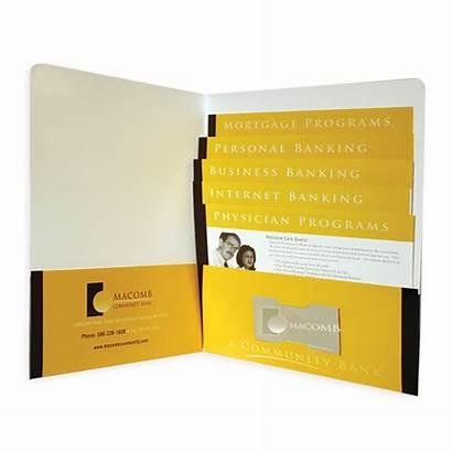 Inserts Stepped Folder Folders Pocket Xx Booklets