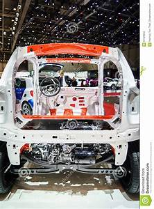 Automobile Internal Structure On Display In Tangshan