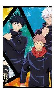 Wallpaper : anime boys, Jujutsu Kaisen, Yuji Itadori ...